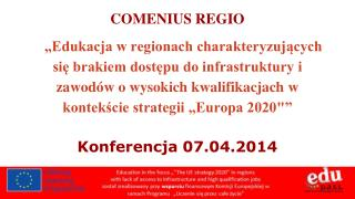 Konferencja 07.04.2014