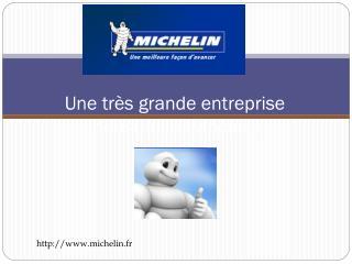 Une très grande entreprise industrielle française
