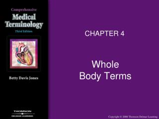 Whole  Body Terms