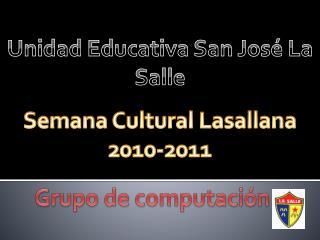 Unidad Educativa San José La Salle