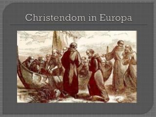 Christendom in Europa