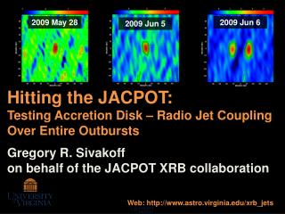 Hitting the JACPOT: Testing Accretion Disk – Radio Jet Coupling Over Entire Outbursts