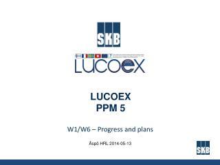 LUCOEX PPM 5