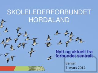 Skolelederforbundet Hordaland