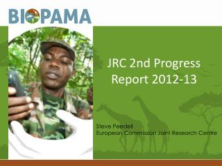 JRC 2nd Progress Report 2012-13