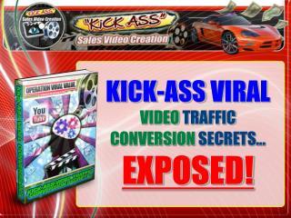 Viral Video Traffic Conversion Secrets Exposed...