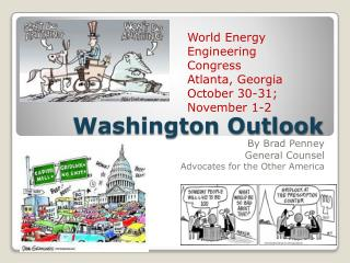 Washington Outlook