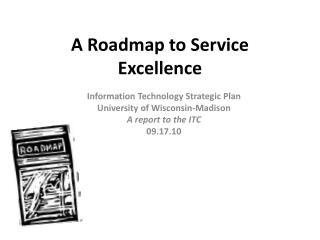 A Roadmap to Service Excellence