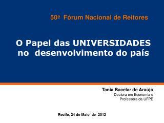 Recife,  24 de  Mai o   de   2012
