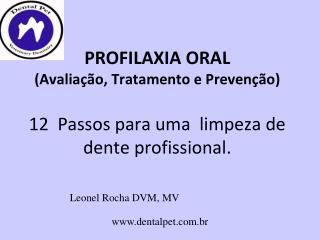 Leonel Rocha DVM, MV