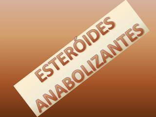 ESTER�IDES ANABOLIZANTES