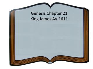 Genesis Chapter  21 King James AV 1611