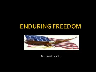 ENDURING FREEDOM