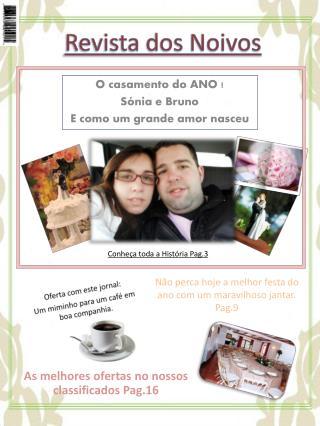 Revista dos Noivos