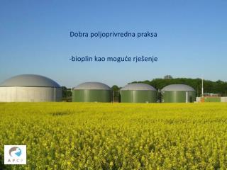 Dobra poljoprivredna praksa