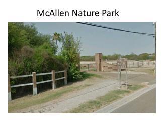 McAllen Nature Park