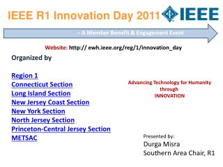 IEEE R1 Innovation Day 2011
