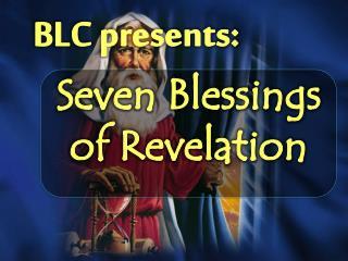 Seven Blessings of Revelation