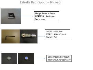 Estrella  Bath Spout –  Bhiwadi