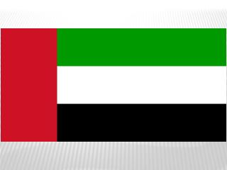 The economy of united  arab  emirates