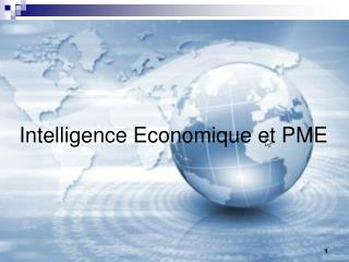 Intelligence Economique et PME