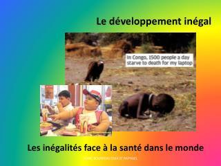 Le développement inégal