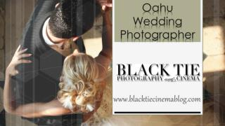 Oahu Wedding Photographer