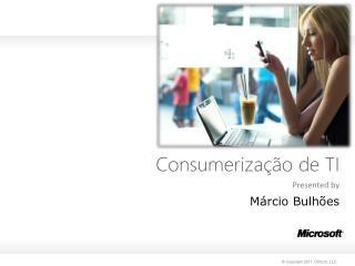 Consumerização  de TI