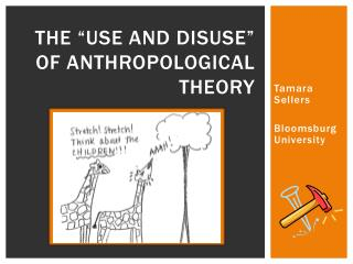 The �use and disuse� of anthropological theory