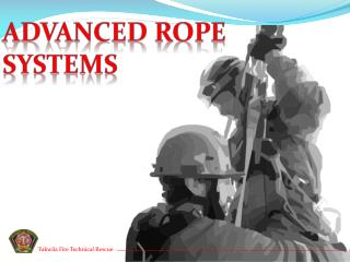 Advanced Rope  Systems