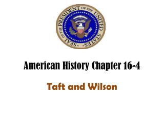 American History Chapter 16-4