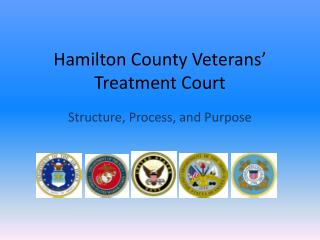 Hamilton County Veterans' Treatment Court