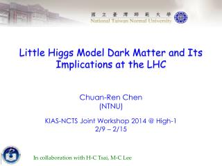 Little  Higgs Model Dark Matter and Its Implications  at the LHC