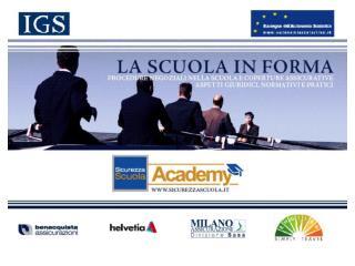 Responsabilit  del DS e del DSGA   in relazione  ai beni mobili ed immobili della Scuola  Avv. Giancarlo Mariniello 4 ma