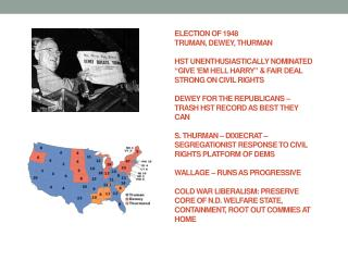 TRUMAN LOSES CONTROL- RED'S EVERYWHERE 3 ISSUES HIT ADMINISTRATION HARD