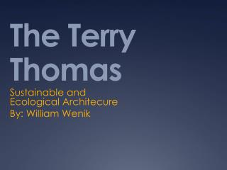 The Terry Thomas