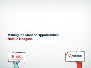 Making the Most of Opportunities Natalie Hodgess