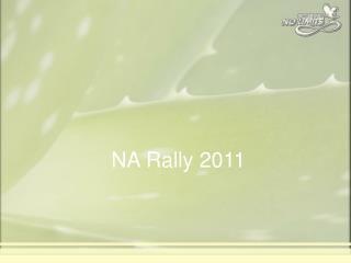 NA Rally 2011