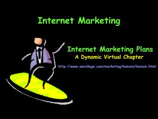 Internet Marketing Internet Marketing Plans