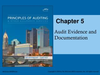 Audit Evidence and Documentation