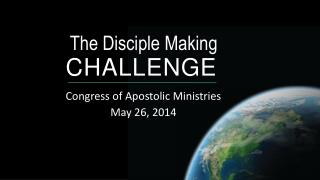 The Disciple Making CHALLENGE