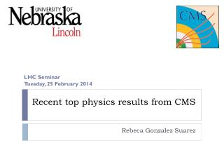 Recent top physics results from CMS