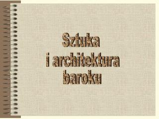 Historia baroku
