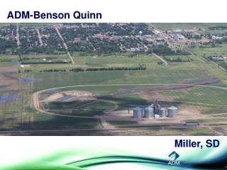 ADM-Benson Quinn
