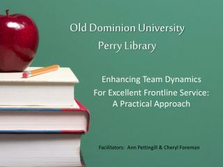 Old Dominion University Perry Library