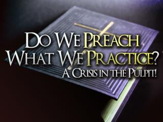 The Danger of Silence! The process of diluting the defense of the gospel: Spoken Understanding