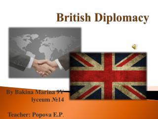 British Diplomacy