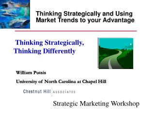 Thinking Strategically and Using Market Trends to your Advantage