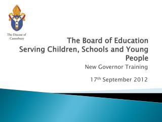The Board of Education  Serving Children,  Schools and Young People