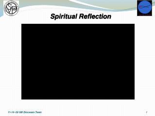 Spiritual Reflection